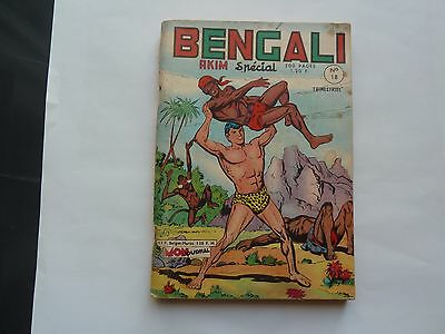 Bengali n° 18 Editions Mon Journal tbe