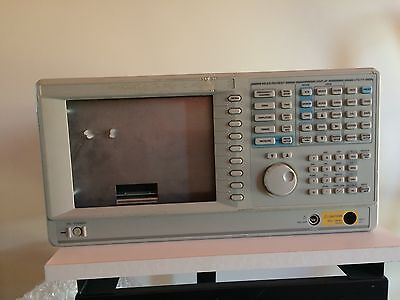 Tektronix RSA3408A, Real Time Spectrum Analyzer For Parts, with Win XP.