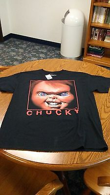 Adult Large Child's Play Chucky T-Shirt