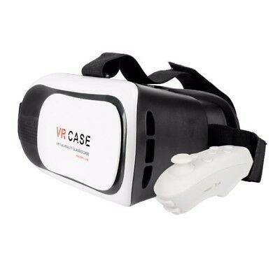 3D Vr Virtual Reality Games Movies Glasses For 3.5-Inch To