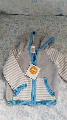 Gymboree baby boy sweater size 6-12 months NWT