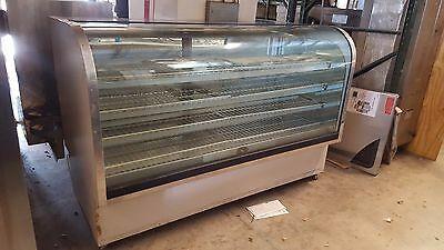 Used Bcd-77Sc Marc Refrigerated Bakery Display Case Includes Free Shipping