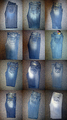 Anonamé ladies Denim Jeans assortment 100pcs. [anonameblue1]