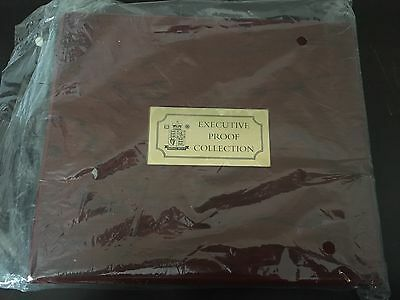2004 UK 10 Coin Executive Proof Collection