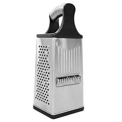 New Soffritto A Series Stainless Steel 6 Side Box Grater