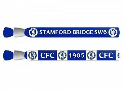 Chelsea Fc Festival Wristbands Official Merchandise New Xmas Christmas Gift