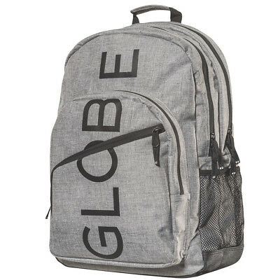 Globe Jagger Backpack - tarp lined backpack with laptop compartment