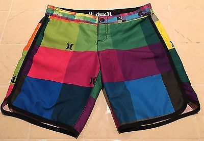 Hurley Boy's Swimming Board Shorts (Sz. 5)