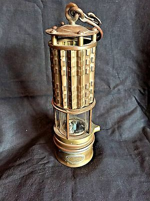 Miners Safety Lamp, Wolf Safety Lamp Co
