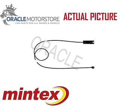 Mintex Rear Brake Pad Wear Sensor Warning Indicator Genuine Oe Quality Mwi0161