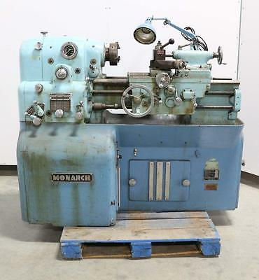 "Monarch 10EE Tool Room Lathe, 12.5"" x 20"""