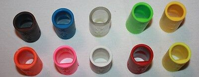 Vise Grips P/O Power Lift/Oval Bowling Finger Inserts Choose Sizes and Colors