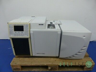 VARIAN Gas Chromatograph CP-3800 3800/3380 Ion Trap Mass Spectrometer 4000MS #2