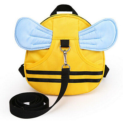 Baby Walking Safety Anti Lost Backpack Leash Toddler Mini School Bag With Strap