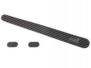 PRO-Bikegear Carbon Fibre Chainstay & Frame Protector Guard Chain Stay Sticker