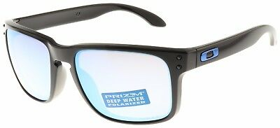 afb6217add Oakley Sunglasses Holbrook Prizm Deep Water Polarized Mens
