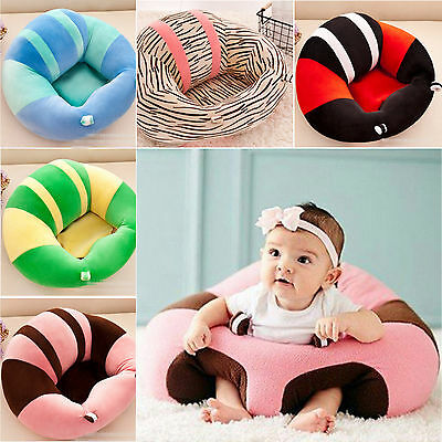 Infant Sitting Chair Nursing Pillow Protectors Baby Leg Back Support Seat Sofa