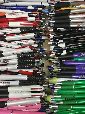 50 Lot Misprinted Ink Pens