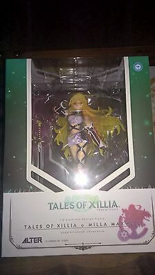 Alter Tales of Xillia Milla Maxwell 1/8 Figure NIB New in Box