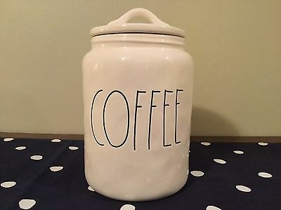"""Rae Dunn New """"COFFEE"""" Canister!"""