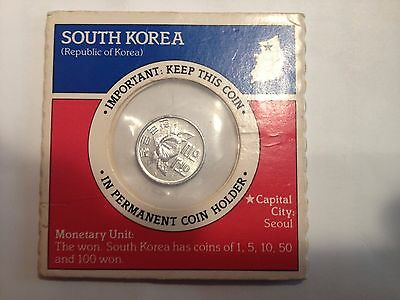 Post Sugar Crisp Cereal Coin    South Korea