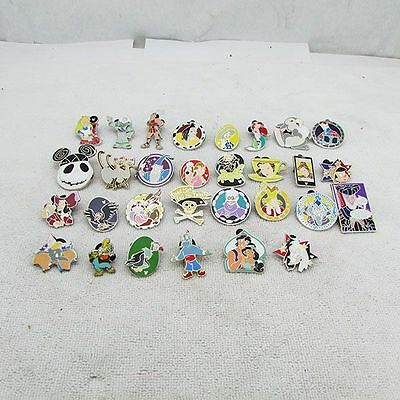 Lot of (30) Assorted Disney Trading Pins
