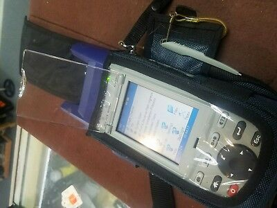 VeEx Vepal CX-150+ D3 + red Docsis 3.0 Triple Play Cable Meter