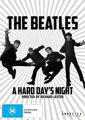 A Hard Day's Night (DVD) THE BEATLES [Region 4] NEW/SEALED