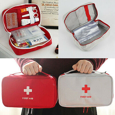 Outdoor Home Rescue First Aid Medical Bag Emergency Survival Treatment Hotsale