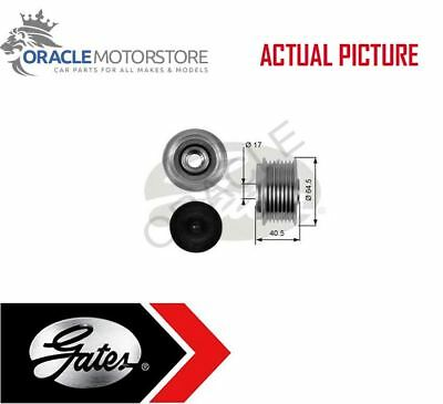 New Gates Over Running Alternator Pulley Oe Quality Replacement - Oap7094