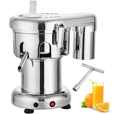 New Heavy Duty Commercial Fruit Juicer Fruit Extractor 120KG Per Hour