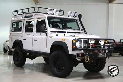 1993 Land Rover Defender --