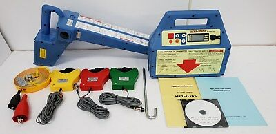 TAKACHIHO MPL-H10S Utility Digital Locator, McLaughlin Verifier G2, Cable/Pipe