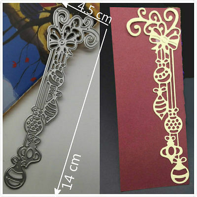 Gift Metal Cutting Dies Die Stencil Scrapbooking Card Paper Embossing Craft DIY