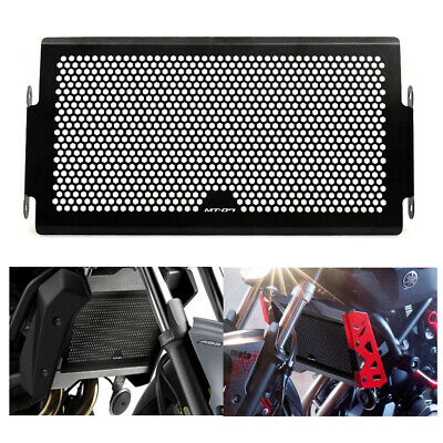 For Yamaha MT07 MT-07 2014-2016 Stainless  Radiator Grille protector Guard Cover