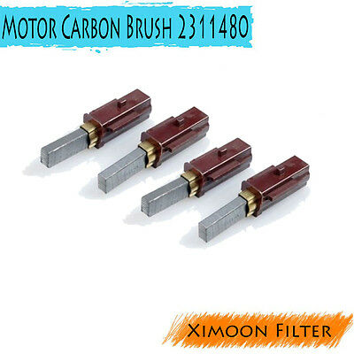 4PCS Motor Carbon Brushes For Ametek Lamb vacuum cleaner 2311480 33326-1 333261