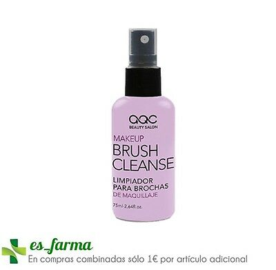 Beauty Salon Makeup Brush Cleanser 75Ml Limpiador Brochas Maquillaje