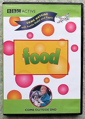 Come Outside With Auntie Mabel & Pippin - Food (DVD), 9781406612820