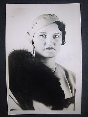 Original Photo..' Mary Pitts ( O'Dare ). C. 1934..' Bonnie & Clyde '..Accomplice