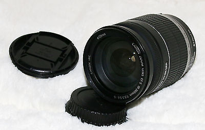 Canon EF-S 18-200 mm f/3.5-5.6 IS lens in Great Condition!