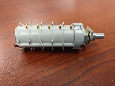 1906-5B7 Cessna Citation pressurization rotary switch
