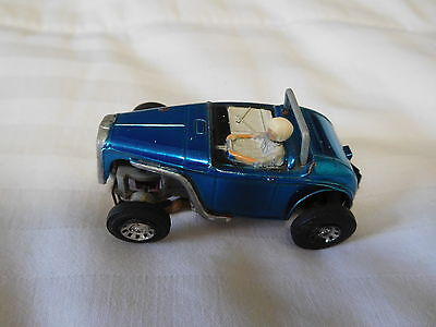"""Tyco """"S"""" series '30 ford roadster original candy blue rare"""
