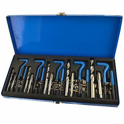 Thread installation and repair kit helicoil set 130pc metric sizes M5M12 AT118