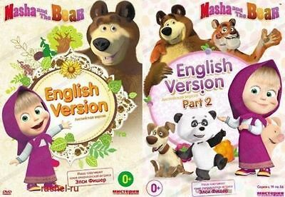 masha and the bear holiday on ice dvd eur 5 64 picclick ie. Black Bedroom Furniture Sets. Home Design Ideas
