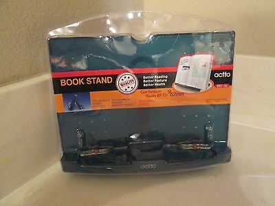 Actto Green Portable Reading Stand/Book stand Document Holder - Brand New