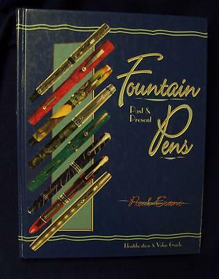 Fountain Pens Past & Present 1999 Hard Cover Identification And Price Guide