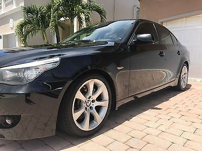 2010 BMW 5-Series  BMW 535I 2010 SPORTS PACKAGE, HEAD UP DISPLAY, NAV, TWIN TURBO - RARE