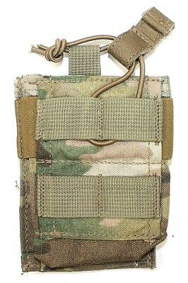 Eagle Allied Industries SOFLCS Multicam 556 Double Mag Pouch 1x2 CAG CRYE LBT SF
