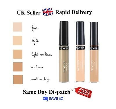 !!RRP£6.99!! Revlon Colorstay Concealer, Sealed - Choose Your Shade - All Shades