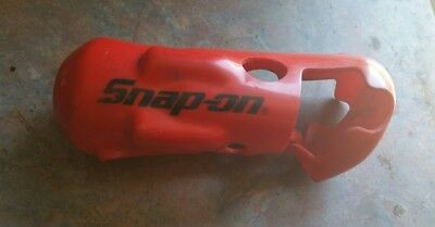 "Snap-On Red Protective Boot For Ct761 3/8"" Cordless Impact Wrench / Gun"